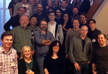 Systems Biology Retreat Re-ignites Old Flames