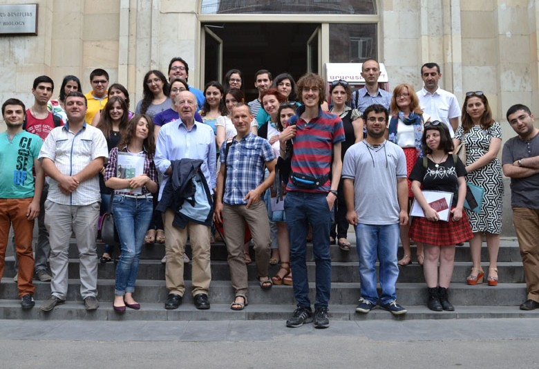 Armenia's young find novel ways to succeed in science