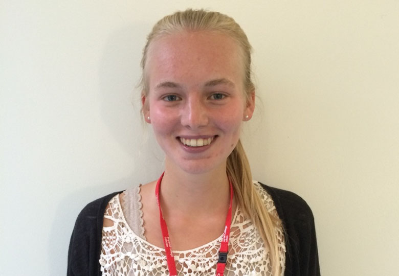Olivia Dawson's work experience at the CSC