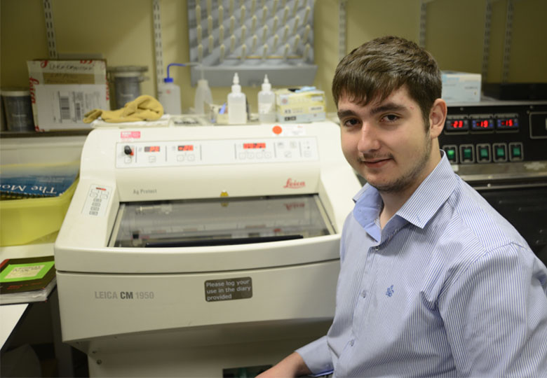 Vlad Pasca on his four week placement at the CSC