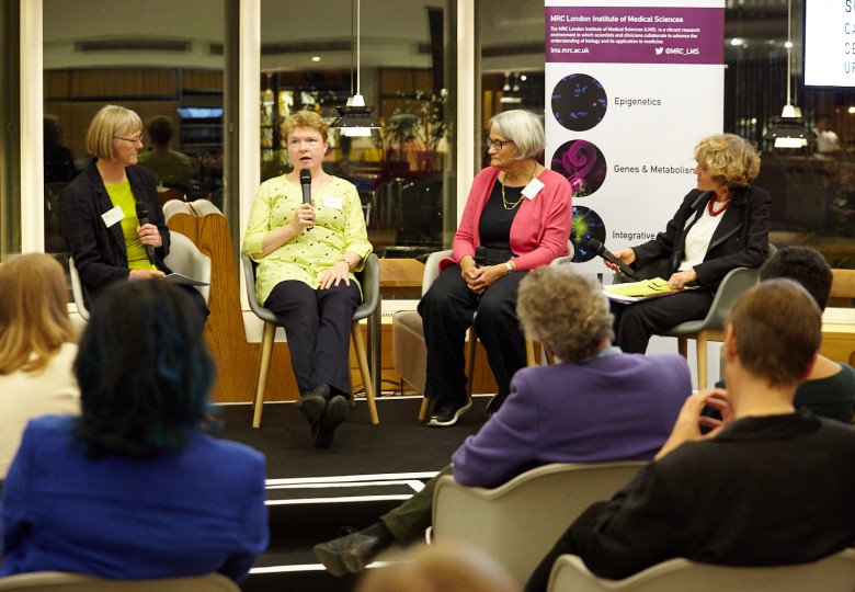 panel discussion suffrage