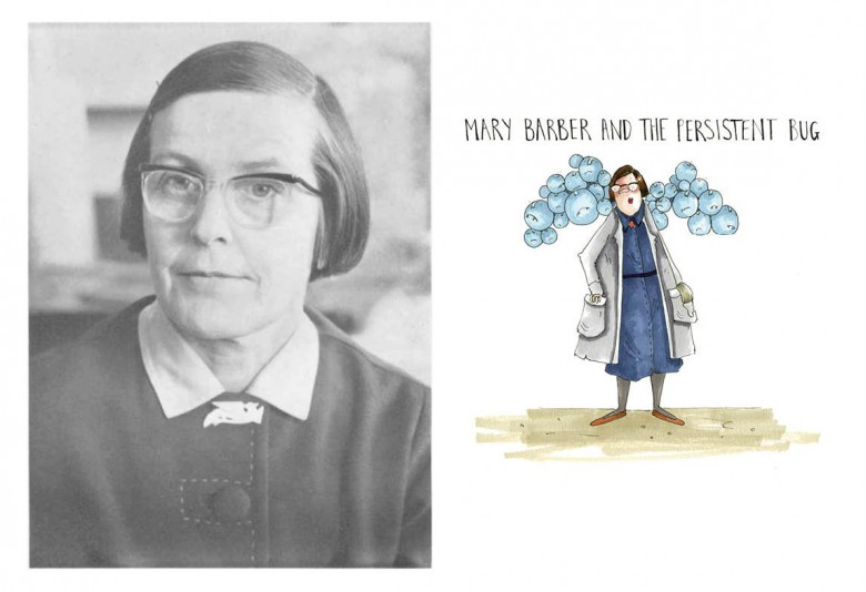 Mary Barber: Hidden hero of bacteriology