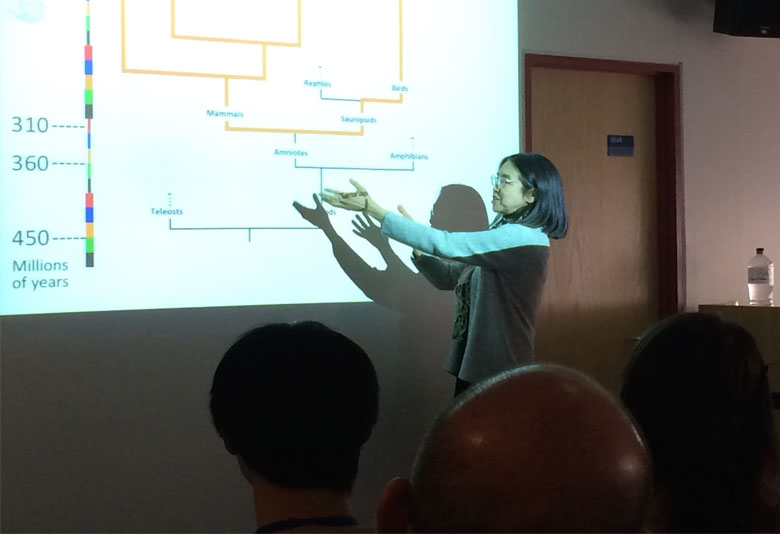 Ting Wu discusses a genetic mystery