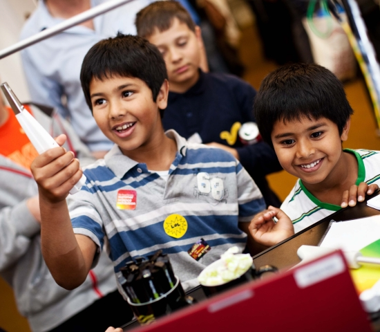 Royal Society's Summer Science Exhibition 2012