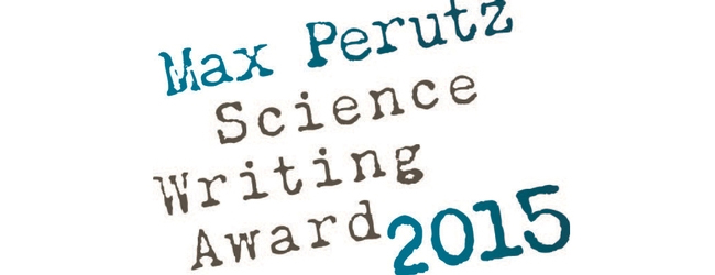 science writing prize
