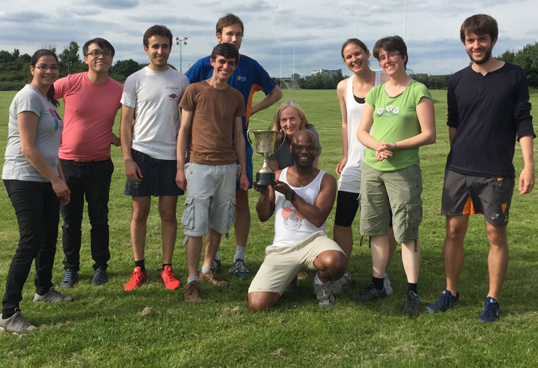 CSC annual rounders tournament